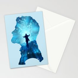 Dream  Conductor Stationery Cards