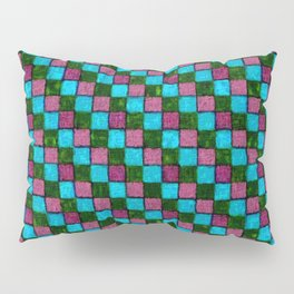Bodacious Island Paradise and Lush Meadow Patchwork Pillow Sham