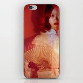 Beyond red iPhone Skin