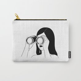 You're so far away Carry-All Pouch