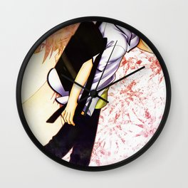 Fruits Basket Wall Clock
