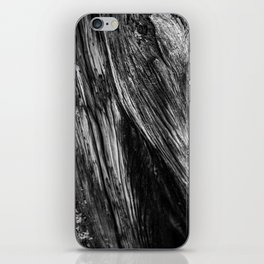 Weathered iPhone Skin
