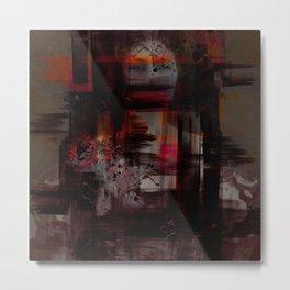 """Cherry / Rose Gold Porstroke"" Metal Print"