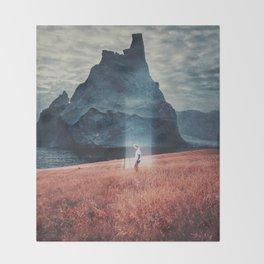 Andromeda Throw Blanket