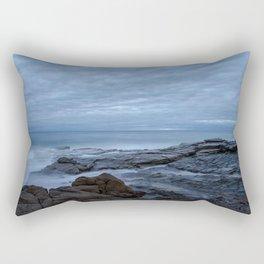 Mornings at the Sea Rectangular Pillow