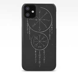 Whisper Of Runes iPhone Case