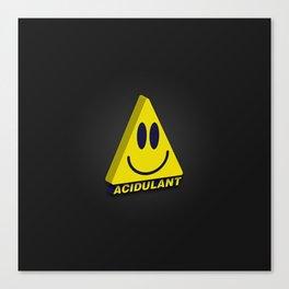 Acidulant! Canvas Print