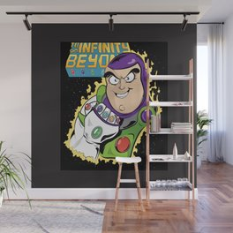 Buzz - To Infinity & Beyond Wall Mural