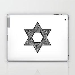 Star of David (Jewish star) Laptop & iPad Skin