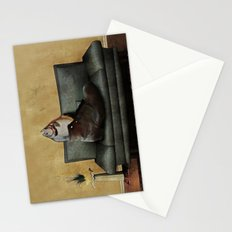 Therapy  Stationery Cards
