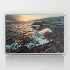 Kiss the Cloud Bank Laptop & iPad Skin