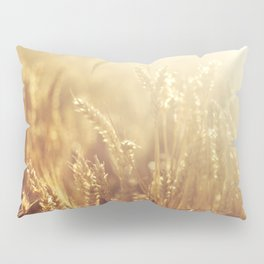 wheat Pillow Sham