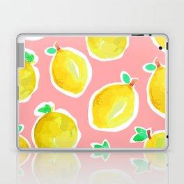Lemon Crush 2 Laptop & iPad Skin