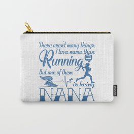 Running Nana Carry-All Pouch