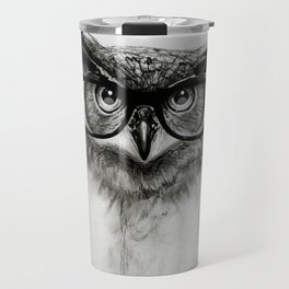Mr. Owl Travel Mug