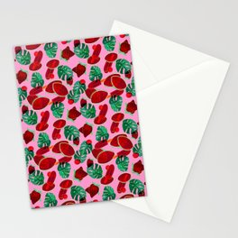Summertime Atmosphere Stationery Cards