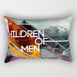 Visions of the Future :: Children of Men Rectangular Pillow