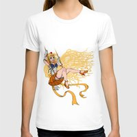 sailor venus T-shirts featuring Sailor Venus by Teo Hoble