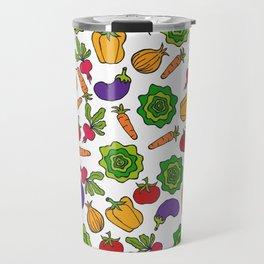 Vegetables Travel Mug
