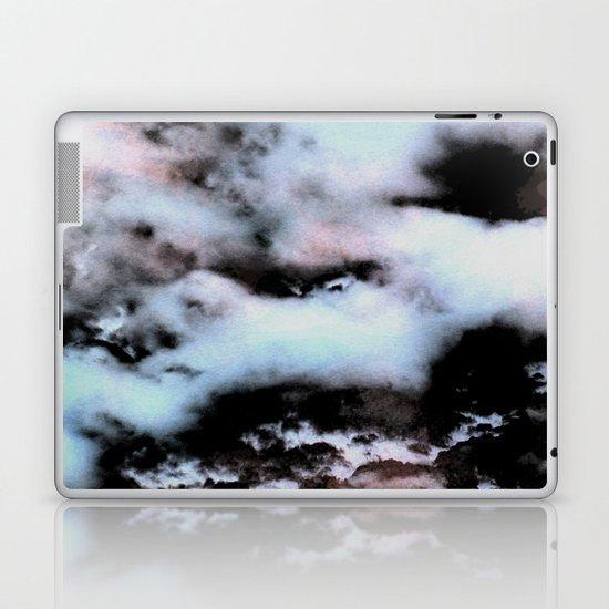Ice and Smoke Laptop & iPad Skin
