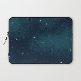 Pixel Marine Starlight Galaxy Laptop Sleeve