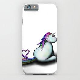 Bashful iPhone Case
