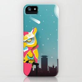 Nairobian Owl iPhone Case