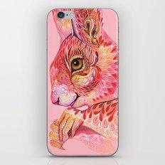 The squirrel magic  iPhone Skin