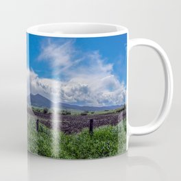 The Bridger Mountains, Outside Bozeman, Montana Coffee Mug