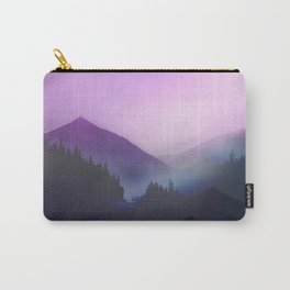 Far Away Land Carry-All Pouch