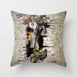 Farmex Throw Pillow