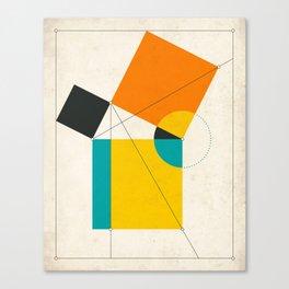 EUCLID Canvas Print