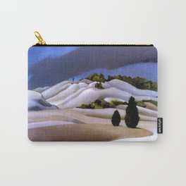 The Weather Breaks, Bay of Plenty Carry-All Pouch