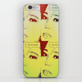 Make a statement with popart iPhone Skin