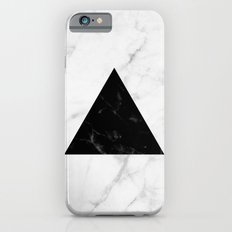 Marble Triangle Collage Slim Case iPhone 6s