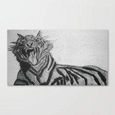 Roar! Canvas Print