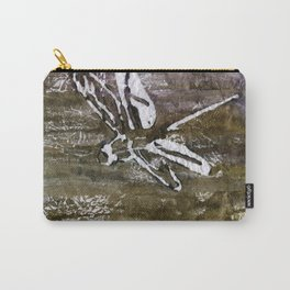 Dragonfly traveling around the world Carry-All Pouch