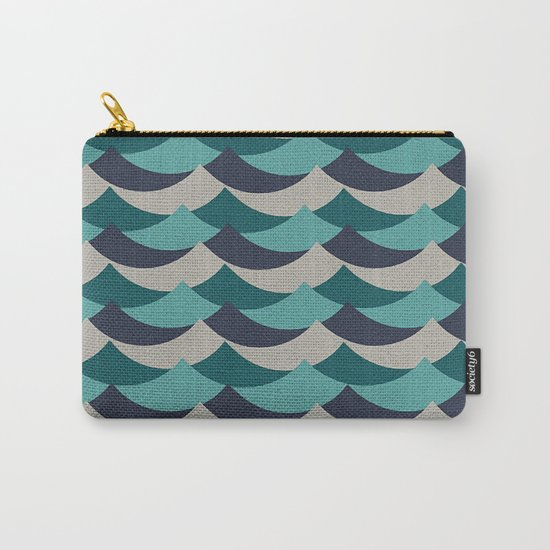 Waves Of Fun Carry-All Pouch