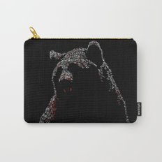 Vampire Bear Carry-All Pouch
