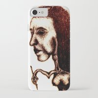 halloween iPhone & iPod Cases featuring Halloween  by Waterbaby