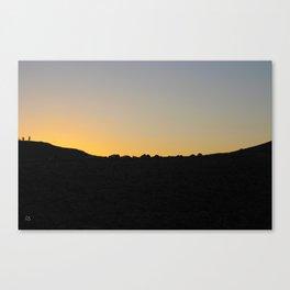 Sunrise #3 Canvas Print