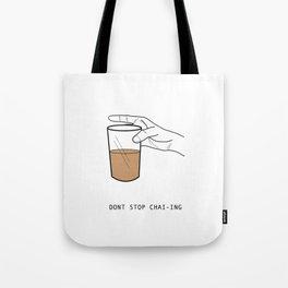 Chai Lover Tote Bag