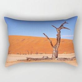 Dead Vlei Namibia IX Rectangular Pillow
