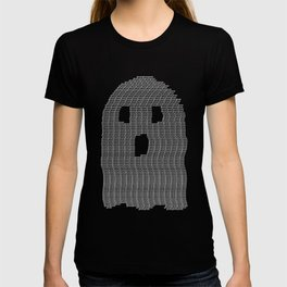 Ghost Typography T-shirt