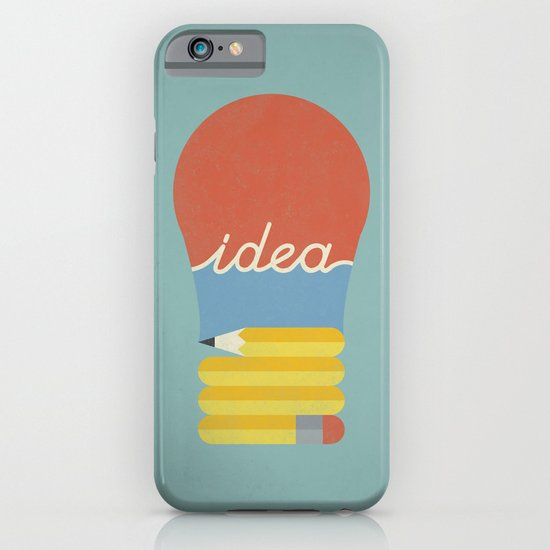 I've Got An Idea iPhone & iPod Case