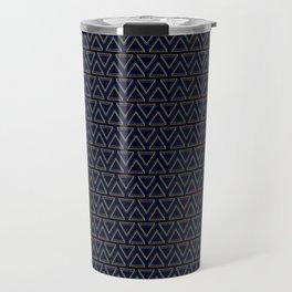 Chromatic Pattern Travel Mug