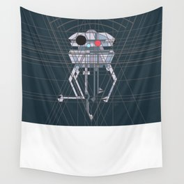 Imperial Probe Deco Droid Wall Tapestry