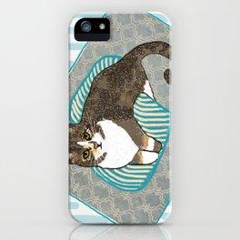 Max CatDoodle iPhone Case