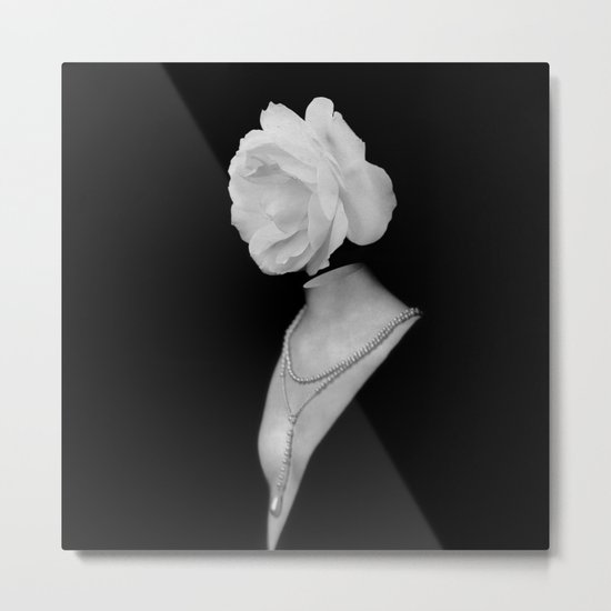 Off with her head.  Metal Print