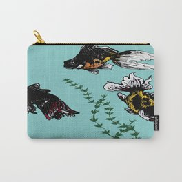 Goodluck Goldfish Carry-All Pouch